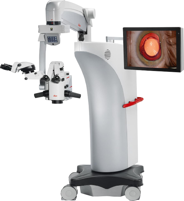 Leica Proveo 8 Operating Microscope